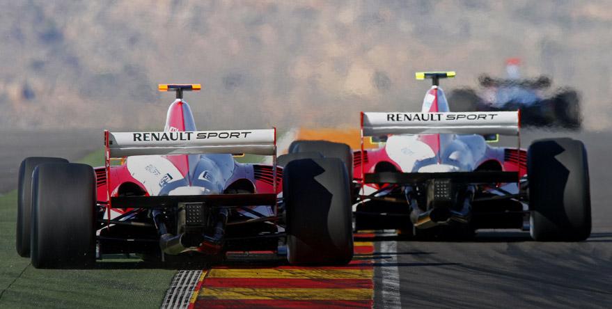 road racing cars